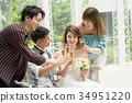 wedding, toasting, partying 34951220