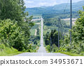 biei, hokkaido, roller coaster road 34953671