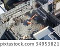 건물 철거 현장 34953821