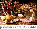 크리스마스, 성탄절, 파티 34955668