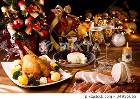 聖誕時節 聖誕節 耶誕 34955668