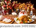 크리스마스, 성탄절, 파티 34955682