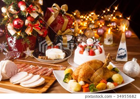 크리스마스 파티 크로스 필터 34955682