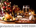 聖誕晚會交叉過濾器 34955684