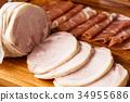ham, Cured Ham, champagne 34955686