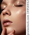 girl, woman, makeup 34956932
