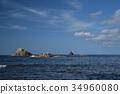 海洋 海 蓝色的水 34960080
