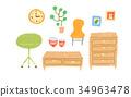 interior, interiors, furniture 34963478