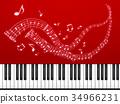 그랜드 피아노 34966231