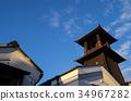 time bell, kawagoe, bell 34967282