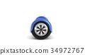hover render blue 34972767