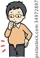 发福 男性 男 34972897