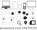 vector vectors laptop 34974530