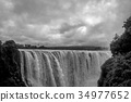 The Victoria Falls from the Zimbabwe side. 34977652