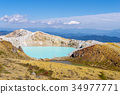 mount kusatsu-shirane, kettle, active volcano 34977771