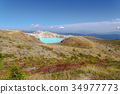 mount kusatsu-shirane, kettle, active volcano 34977773