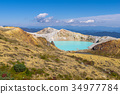 mount kusatsu-shirane, kettle, active volcano 34977784