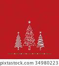Christmas, card, christmas 34980223
