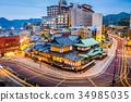 Matsuyama, Japan Skyline 34985035