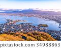 城市景觀 函館港 海 34988863
