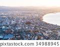 城市景觀 城鎮 街景 34988945