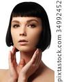 hair, beauty, makeup 34992452