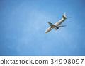 飞机 客用飞机 喷气式飞机 34998097