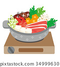 平底鍋 鍋 壺 34999630