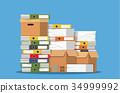 文件 資料 紙 34999992