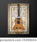 vector, music, live 35000656