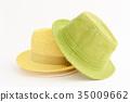帽子 蓋 草帽 35009662