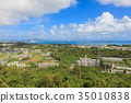 townscape, cityscape, uruma 35010838