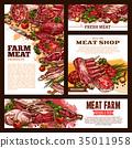 肉 草圖 素描 35011958