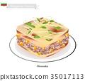 Homemade Moussaka, A Popular Dish of Bulgaria 35017113