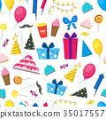 background, pattern, gift 35017557