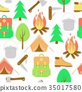Camping pattern 35017580