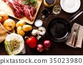 요리, 식자재, 고기 요리 35023980