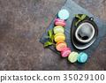 사탕, 마카롱, 화려한 35029100