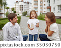 parents, family, apartment 35030750