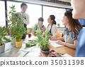 文化學校共同種植講師學生 35031398