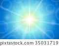太阳 夏天 夏 35031719
