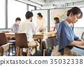 學生 指導員 語言學校 35032338