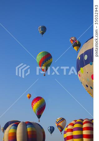 熱氣球 35032943