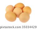 Chicken eggs 35034429