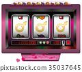 Dream Lover Ideal Man Gamble Slot Machine 35037645