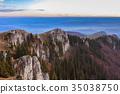landscape in Buila Vanturarita Mountains, Romania 35038750