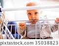 婴儿 宝宝 男孩 35038823