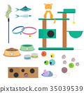Cat toys collection 35039539