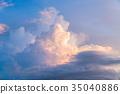 天空 云彩 云 35040886