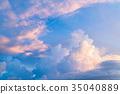 天空 云彩 云 35040889